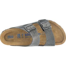 Birkenstock Arizona SFB Sandaalit Öljytty nahka Miehet, iron
